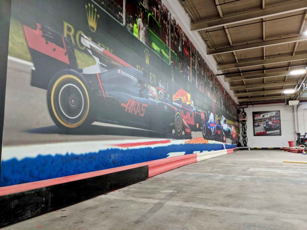 K1 Speed signs by Signarama Toronto
