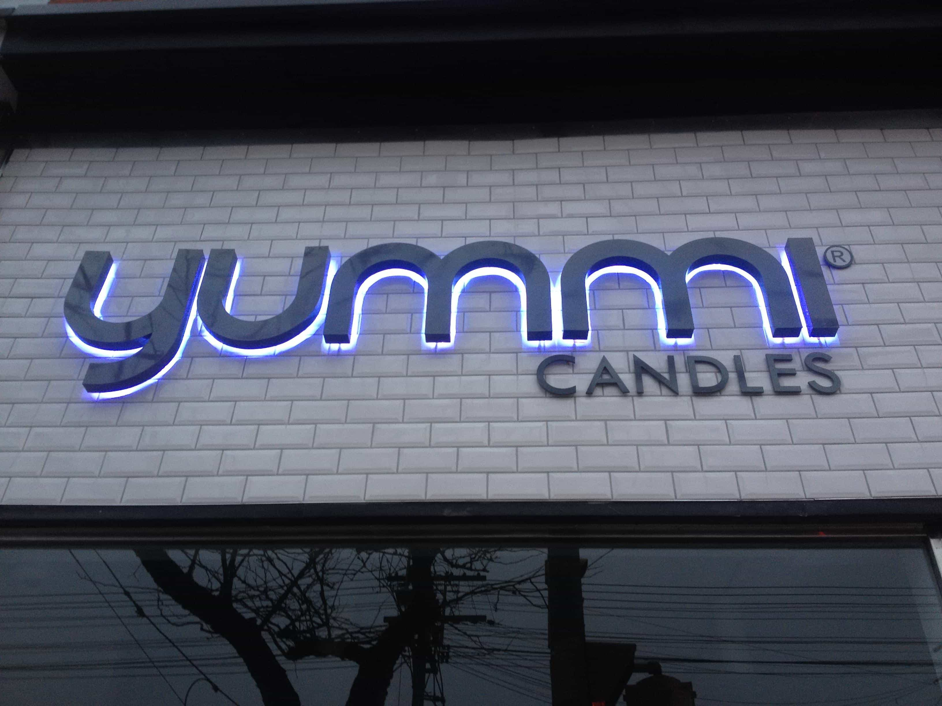 Illuminated Storefront signs by Sign A Rama Toronto