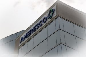 Ameresco signs by Signarama Toronto