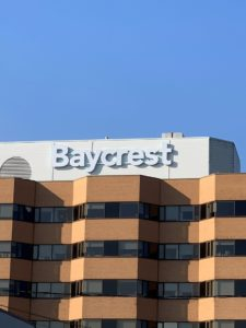Baycrest Channel letter sign by Signarama Toronto