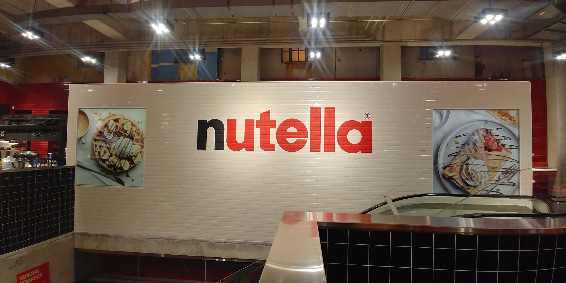 Nutella Signs by Signarama Toronto