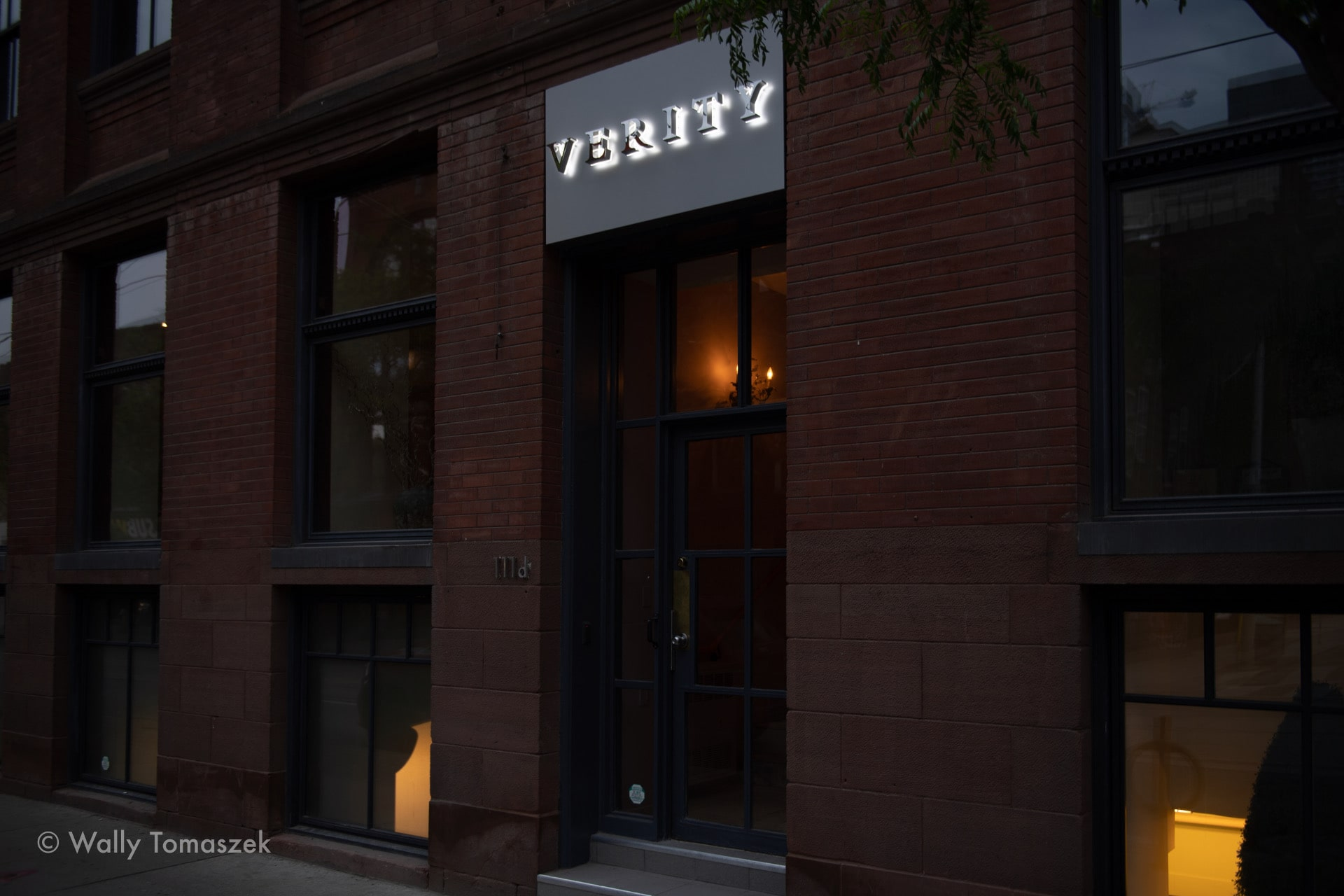 Verity Illuminated signs by Signarama Toronto