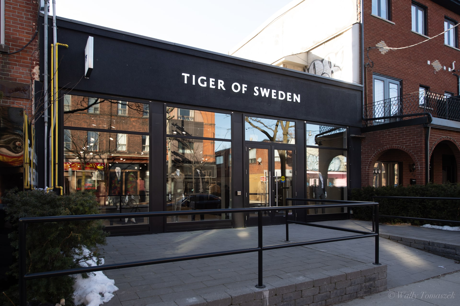 Tiger Of Sweden Signs By Signarama Toronto
