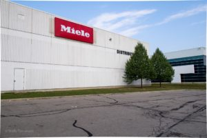 Miele signs by Signarama Toronto