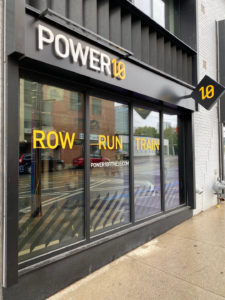 Power 10 LED signs by Signarama Toronto