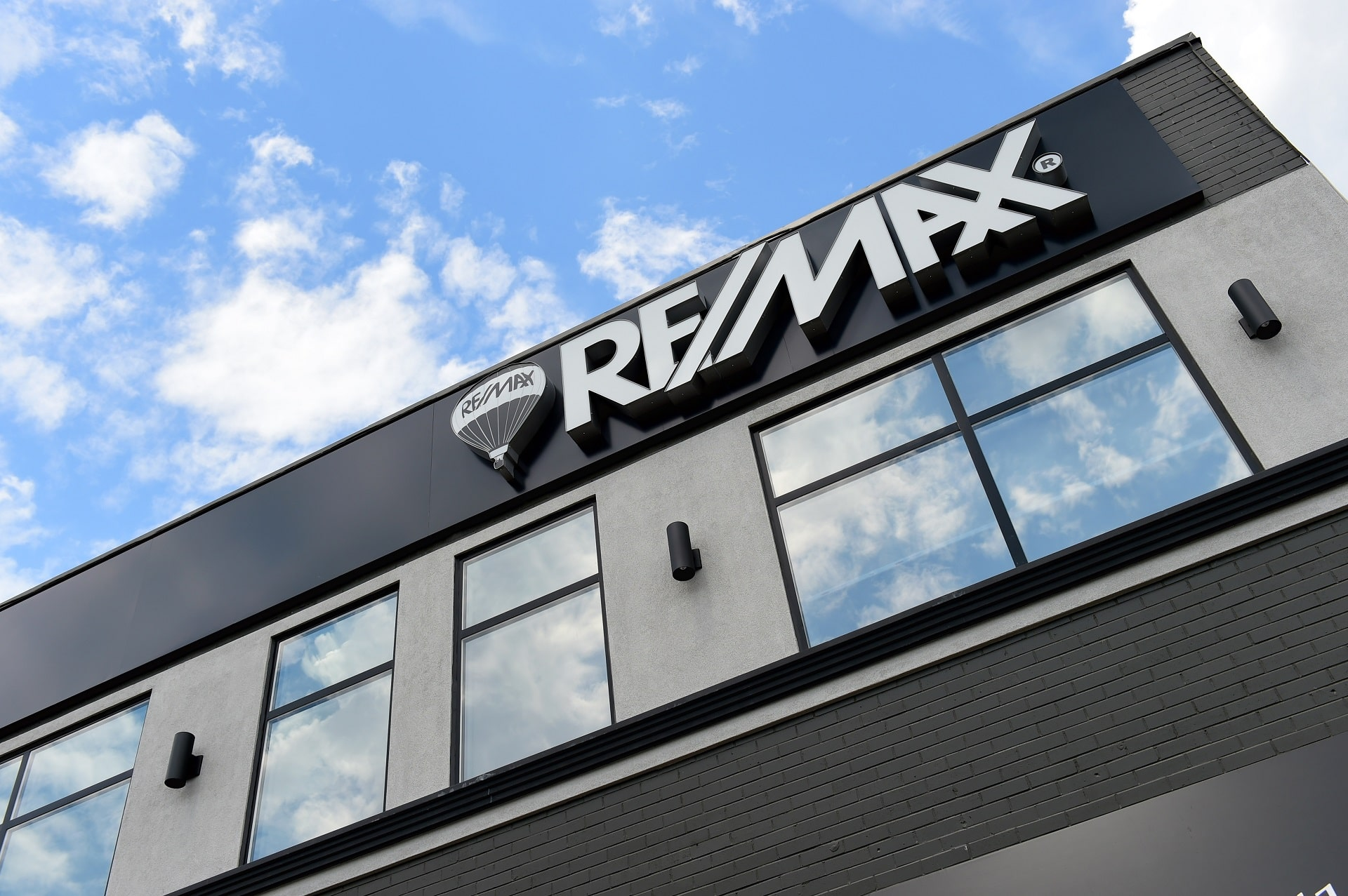 Remax Channel letters