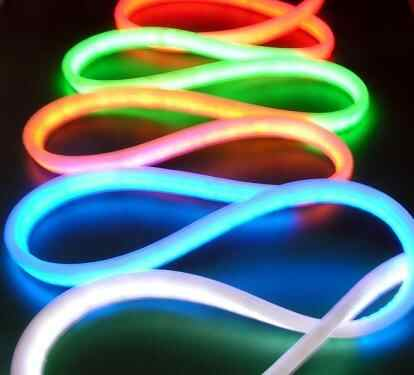minRubber LED Neon colors