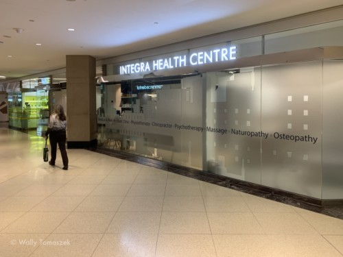 Integra health care sign by Signarama Toronto