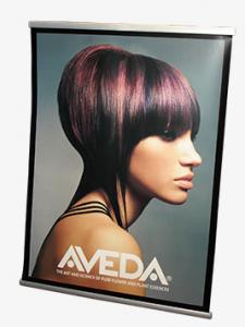 aveda commercial signs Toronto