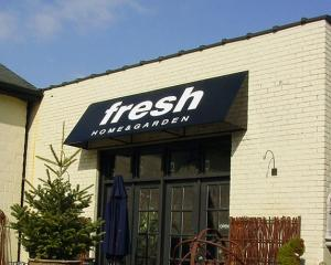 fresh Commercial Awning